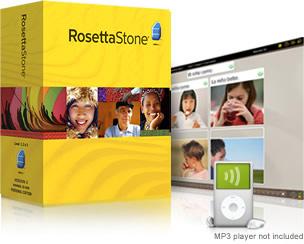 rosetta stone mac language pack