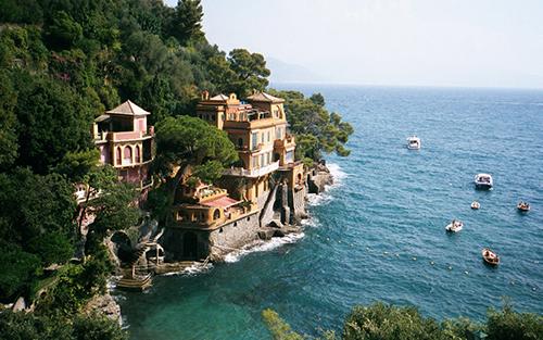 Italian-Riviera-Italy